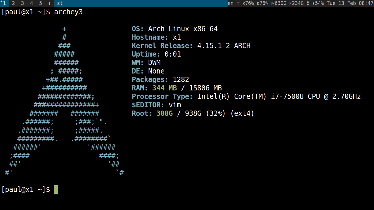install jre arch linux